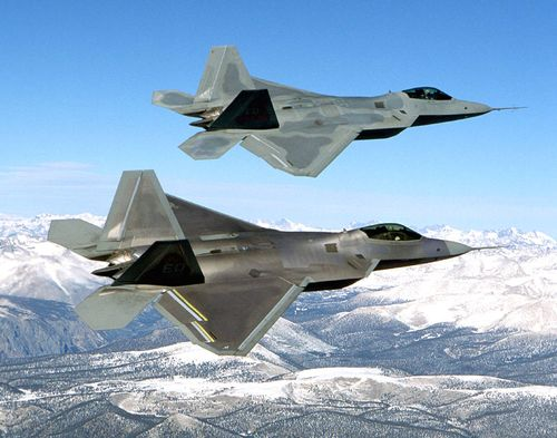 F-22_Raptors